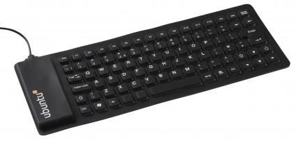 Ubuntu flexible keyboard now for sale