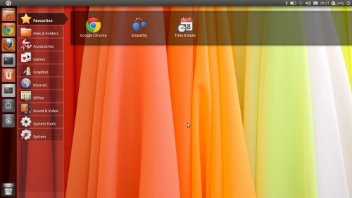 netbook-launcher in ubuntu 11.04