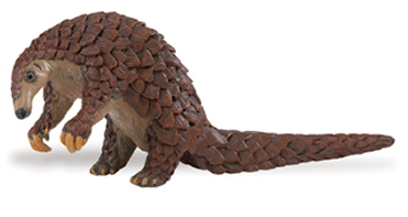 pangolin toy