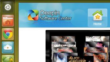 Deepin Software Centre in Ubuntu