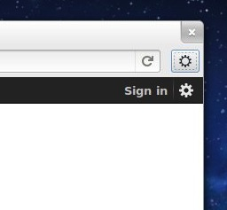 web refresh button epiphany