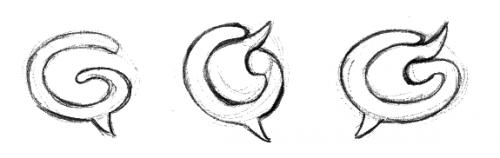 Gwibber Logo Proposal