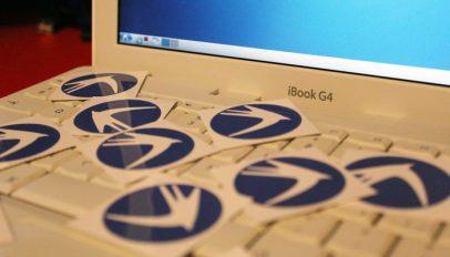 Lubuntu 12.04 PPC on an iBook G4
