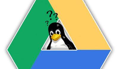 Google Drive Linux