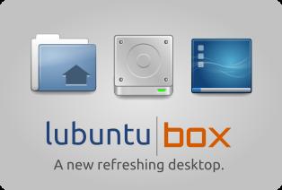 Lubuntu box Icon theme