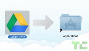 Google Drive Mac App (Via techcrunch)