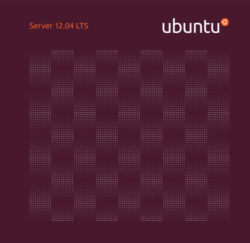 Ubuntu 12.04 Server CD Cover