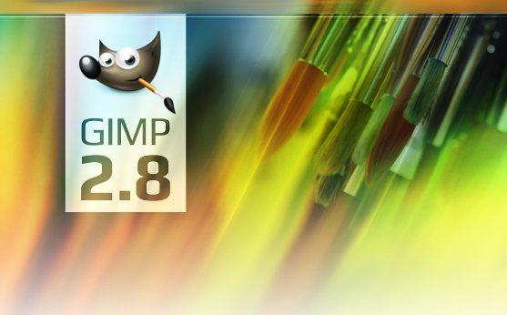 Final GIMP 2.8 Splash Screen
