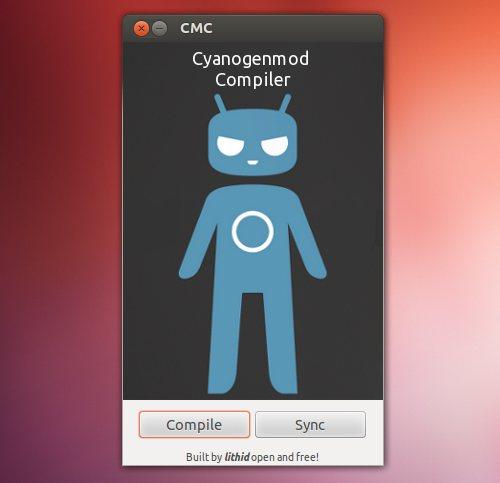 CMC on Ubuntu 12.04
