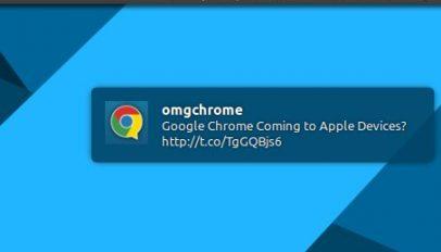 Native Ubuntu Notifications for Chrome in Ubuntu 12.04