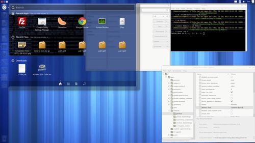 Unity 5.6 in Fedora 17