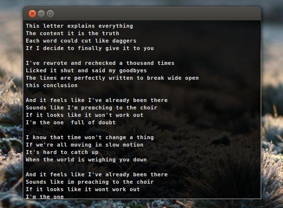 Coverbox Lyrics Windows