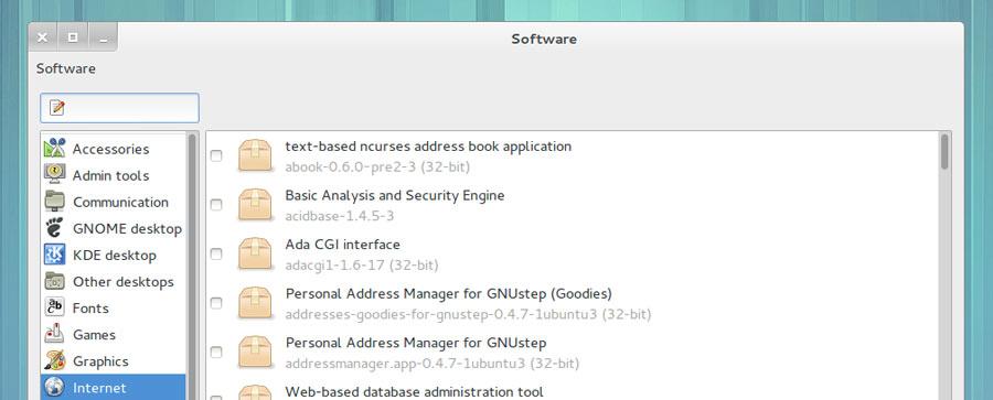 software replaces Ubuntu Software Center