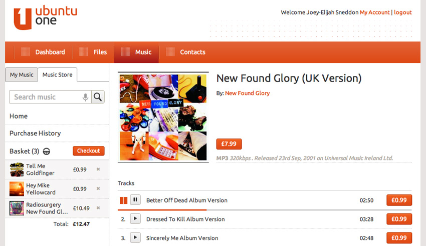 ubuntu-one-music-store