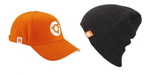 Ubuntu Cap and Beanie