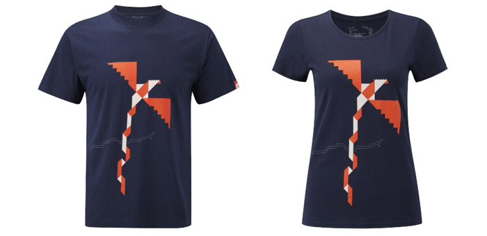 Ubuntu 12.10 T-shirts with Quetzal design