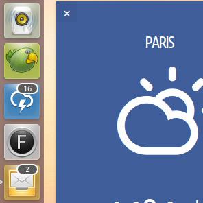 StormCloud Launcher Item
