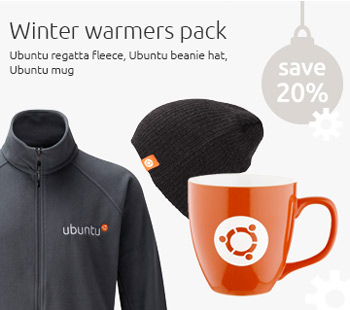 Ubuntu warmers pack