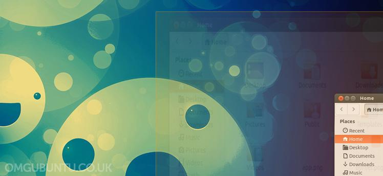 new-window-snap in ubuntu 13.04