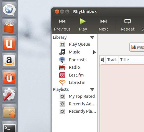 No More Music Store in Ubuntu 13.04