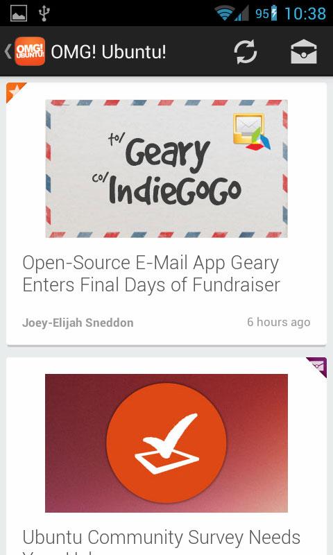 omgubuntu android app