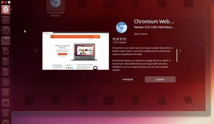 Unity previews in ubuntu 13.04
