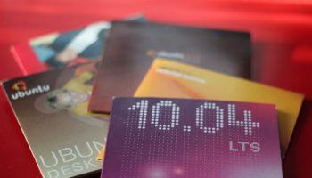 ubuntu pressed discs