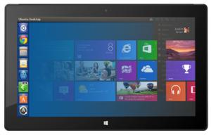 Ubuntu on a Surface Pro