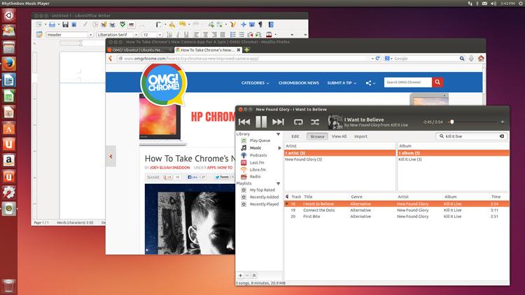 Ubuntu 13.10 Apps
