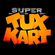 Super Tux Kart Logo PNG
