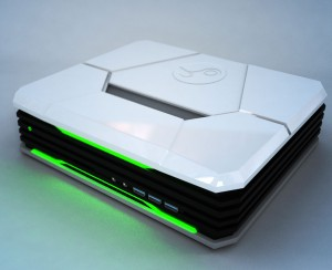 CyberPowerPC Steam Machine (image courtesy of Hardware 360)