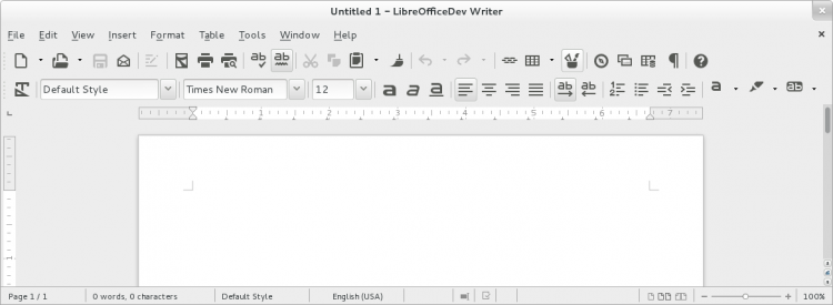 new libreoffice icons
