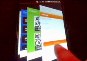 ubuntu touch animation right edge