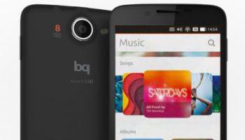 Ubuntu Phone on the Bq Aquaris 5