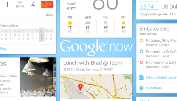 image of google now