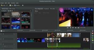 Pitivi Video Editor