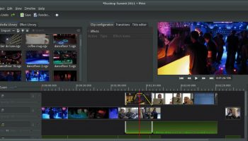 Pitivi Video Editor