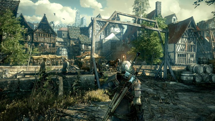 The Witcher 3, pretty please?