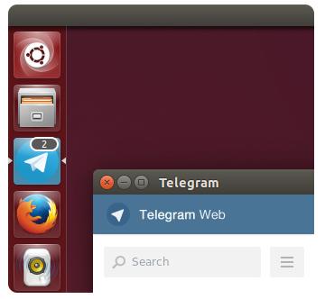 Webogram in Unity