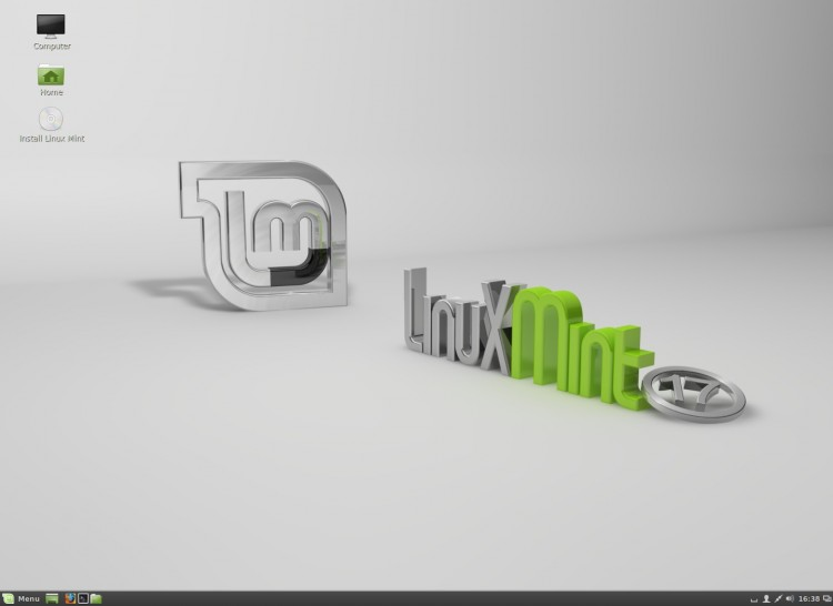 Linux Mint 17 with Cinnamon