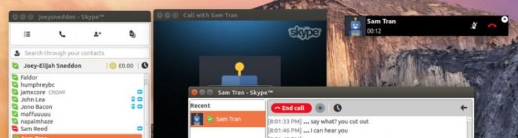 Skype 4.3