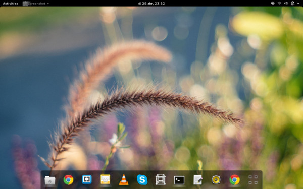 simple dock screenshot