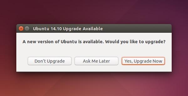 new version of ubuntu