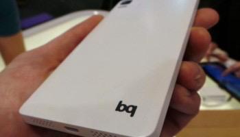 The Bq Handset In Hand