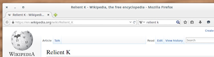 firefox https search for wikipedia