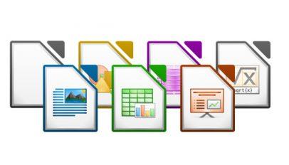 libreoffice app icons