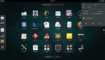 Gnome 3.16 new theme