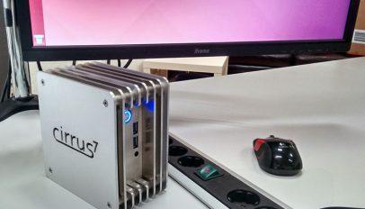 The Cirrus7 Nimbini Ubuntu PC