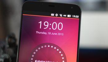 ubuntu phone from meizu