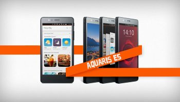 Aquaris E5 Ubuntu Phone Promo